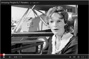 Amazing Aviators - Amelia Earhart video